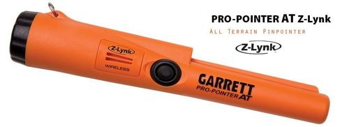 Garrett Pro-Pointer AT Z-Lynk