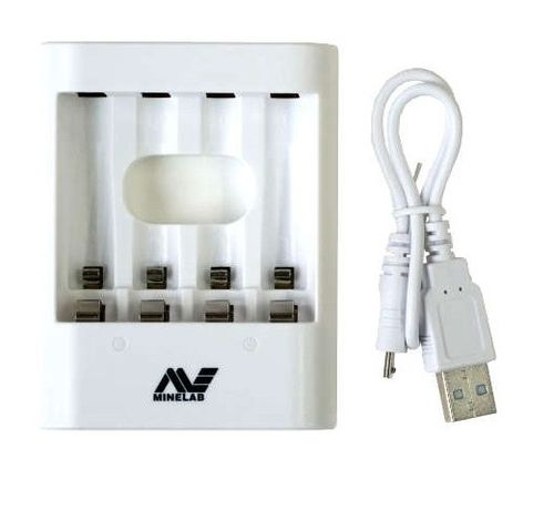 Caricabatterie con USB